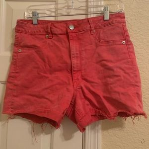 American Eagle Outfitters High Waisted Shorts💕